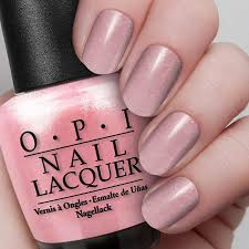 princesses rule nail lacquer opi