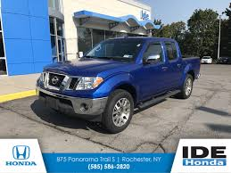 2014 Nissan Frontier Roof Rack by Pre Owned 2013 Nissan Frontier Sl Crew Cab Pickup In 875 Panorama