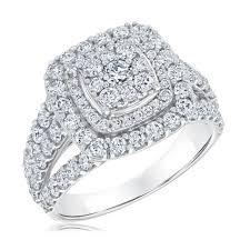 diamond double rings images Ellaura harmony reeds jewelers exclusive multi diamond double jpg