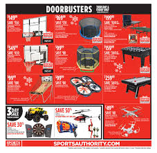 black friday trampoline sports authority black friday ad