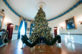 the white house reveals its decorations melania