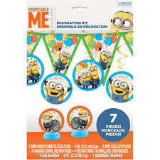 Cookie Decorating Kits Despicable Me Minions