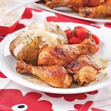 cuisine texane pilons de poulet à la texane soupers de semaine recettes 5 15
