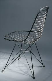 side chair charles eames ray eames 1980 509 work of art