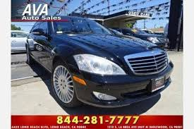 mercedes s class 2007 for sale used mercedes s class for sale in ca edmunds