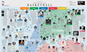 Nba Map Explore The Basketball History Of Nyc With The Nba U0027s Interactive