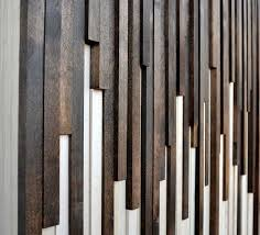 this patterned wood wall is an amazing feature the combination of