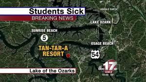 students sick after trip to mid missouri water park kmiz