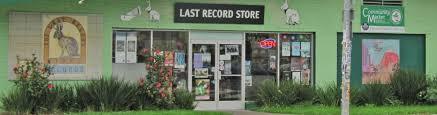 the last record store santa rosa california usa