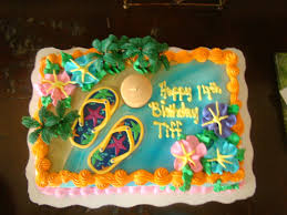 beach lua cakes luau beach cake u2014 birthday cakes party