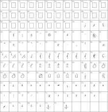 jellyka estrya u0027s handwriting regular font dafontfree net