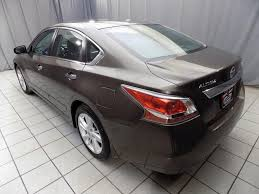 brown nissan altima 2015 2015 nissan altima 25 sv city ohio north coast auto mall of cleveland