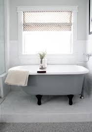 ideas for bathroom window treatments inspirations designs bathroom window treatments with white bathtub
