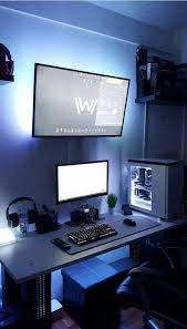 Pc Desk Ideas 25 Best Pc Gaming Setup Ideas On Pinterest Gaming Setup