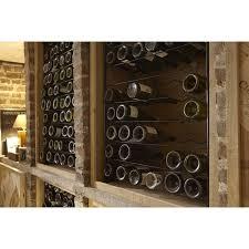 Cave A Vin Enterree Ronde Casier 90 Emplacements Acier Plastifié Leroy Merlin
