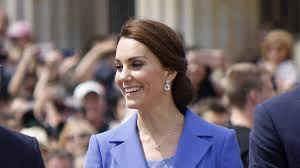 how princess kate doesn u0027t let morning sickness affect her social