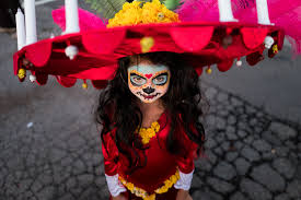 Dia De Los Muertos Costumes How To Celebrate Día De Muertos In San Antonio