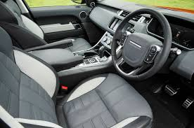 land rover lr4 interior 2014 2014 land rover lr4 gets supercharged v 6 eight speed automatic