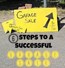 how to have a successful garage sale peeinn com