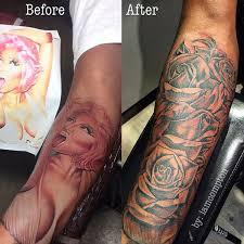 safaree samuels covers up nicki minaj tattoo rap up