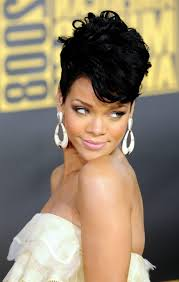 short haircuts for black women with lines hairstyle picture magz