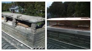 chimney crown construction replacement chimney sweeping