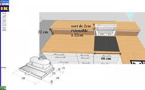construire une hotte de cuisine astuce réalisable hotte dans plan de travail pas cher 22