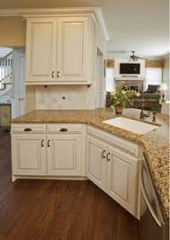 Kitchen Cabinets Restoration Hand Painted And Distressed Kitchen Cabinets Similar To What We