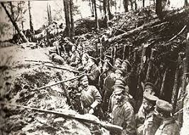 World War One Ottoman Empire The Battle Of Sarikamish Was An Engagement Between The Russian And