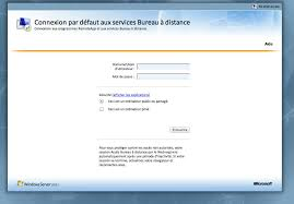 bureau distant windows terminal services sous windows serveur 2008 r2 lolokai