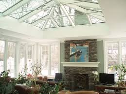 family room addition u0026 double hip skylight newbury ma