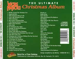 temptations christmas album va the ultimate christmas album wcbs fm 101 1 vol 1 1994