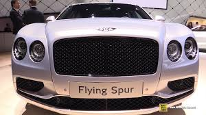 2017 bentley flying spur 2017 bentley flying spur w12s exterior and interior walkaround