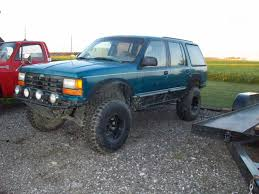 Ford Explorer Off Road Parts - 1992 ford explorer lifted great lakes 4x4 the largest offroad