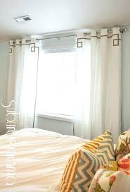 Bedroom Window Curtains Ideas Bedroom Curtain Ideas Small Windows Empiricos Club