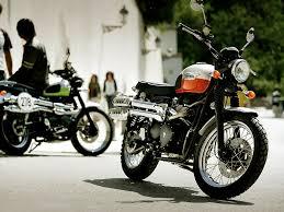 triumph motocross bike triumph scrambler