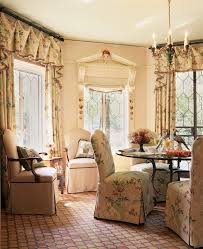 chicago valances for vertical dining room traditional with sunroom