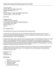 rep cv cover letter