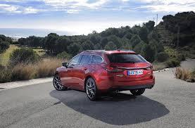 mazda wagon mazda 6 atenza wagon specs 2015 2016 2017 autoevolution
