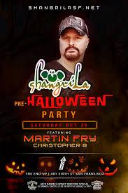 shangrila pre halloween party sat october 28 tickets sat oct