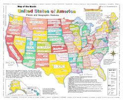 map usa northwest special edition usa map poster maps for the classroom