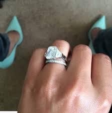 my wedding ring engagement rings my wedding scrapbook