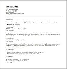 Resume Affiliations Examples by Engineering Resume Examples
