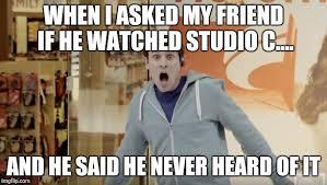 Studio C Memes - shocked matt meese imgflip