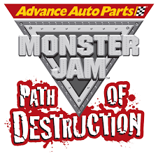 monster truck show in baltimore md advance auto parts monster jam path of destruction hits m u0026t