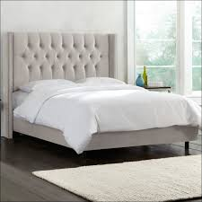 bedroom awesome elegant tufted headboard cheap tufted headboard