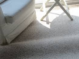 filtration soiling what turns your carpet edges black