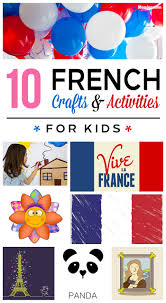 10 interesting french crafts and activities for kids