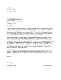 good example of a cover letter for job 2 writing an effective