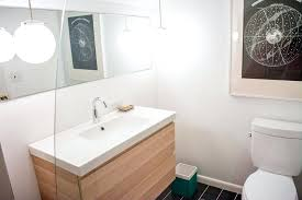 modern powder room sinks powder room vanity sink modern powder room with cabinets bath single